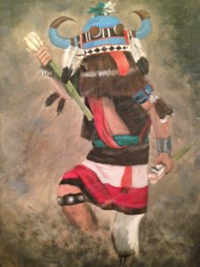 hopi dancer